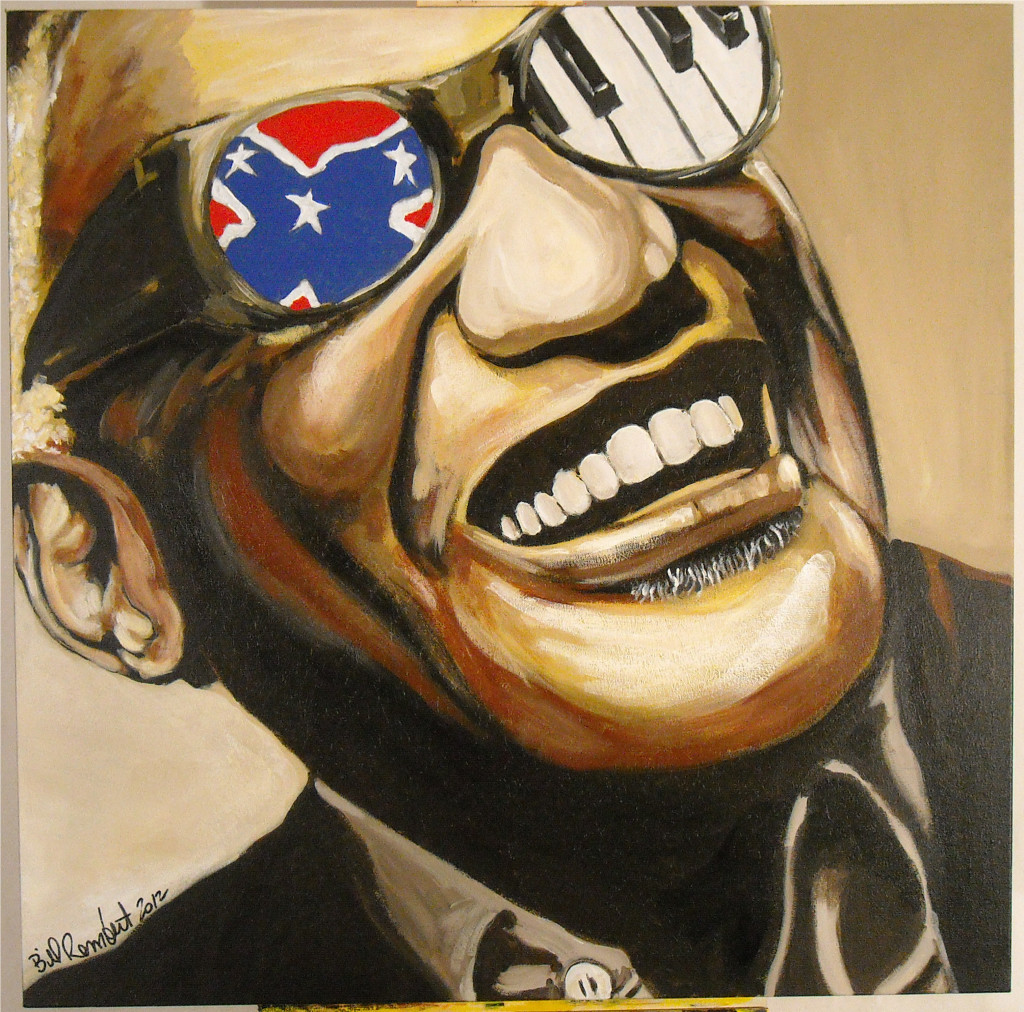 2012 Georgia on my Mind ~ Ray Charles